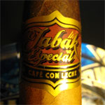 Drew Estate Tabak Especial Cafe Con Leche Cigar Review