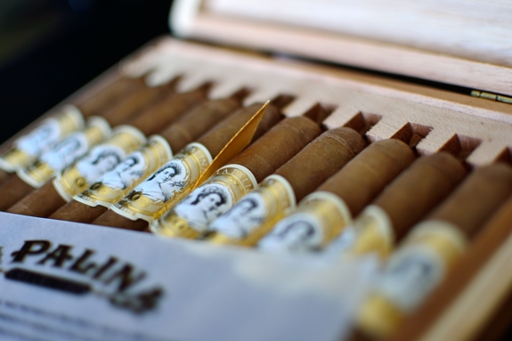 la palina goldie 2 Casas Fumando Top 10 Cigars of 2012