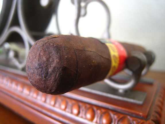 E.P. Carrillo Cardinal Maduro 52 cap E.P. Carrillo Cardinal 52 Maduro (Giveaway Winner Announced)
