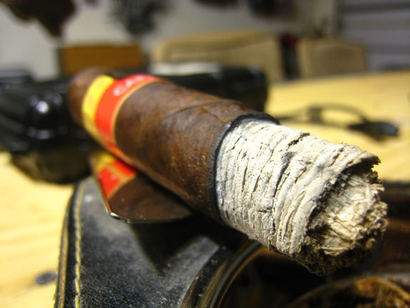 E.P. Carrillo Cardinal Maduro 52 middle E.P. Carrillo Cardinal 52 Maduro (Giveaway Winner Announced)