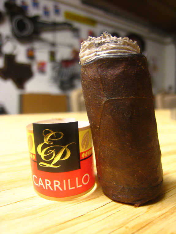 E.P. Carrillo Cardinal Maduro 52 wrap up E.P. Carrillo Cardinal 52 Maduro (Giveaway Winner Announced)
