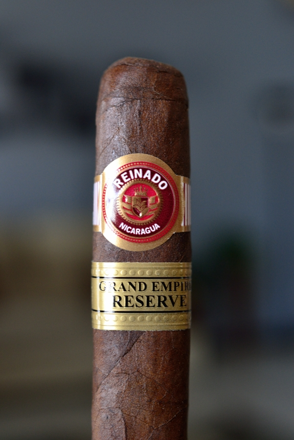 reinado grand empire reserve 1 Reinado   Grand Empire Reserve   Cigar Review