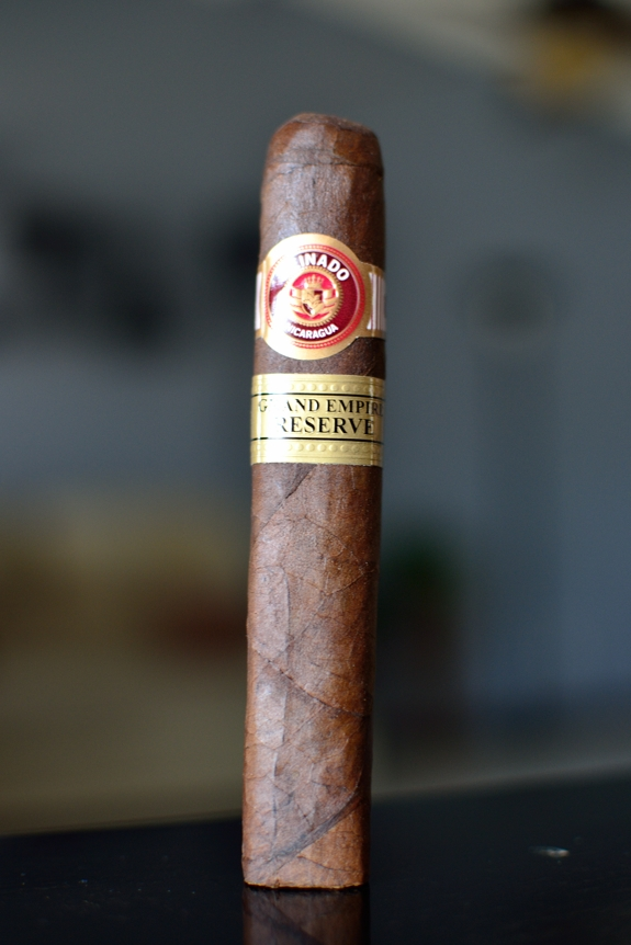 reinado grand empire reserve 2 Reinado   Grand Empire Reserve   Cigar Review