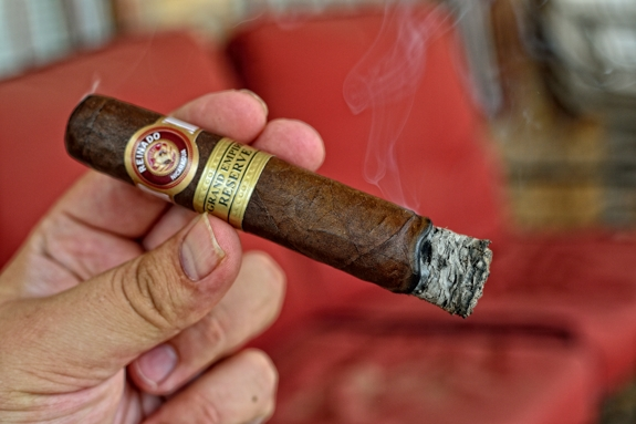 reinado grand empire reserve 5 Reinado   Grand Empire Reserve   Cigar Review