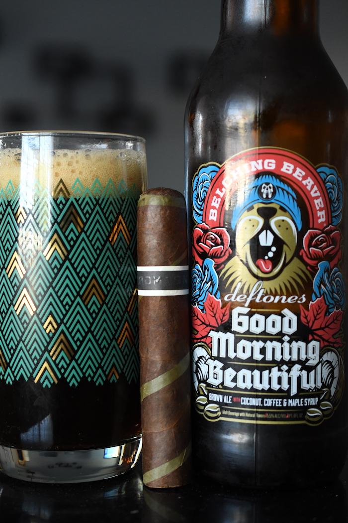 Belching Beaver Good Morning Beautiful Cigar Reviews Beer Pairings Casas Fumando