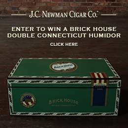 Enter to Win a Brickhouse Double Connecticut Humidor